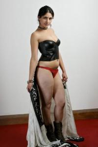 hot dress nri girl masala pic