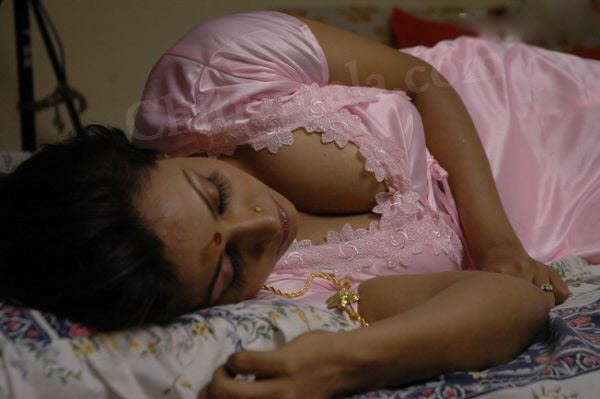 sleep Hot bhabhi