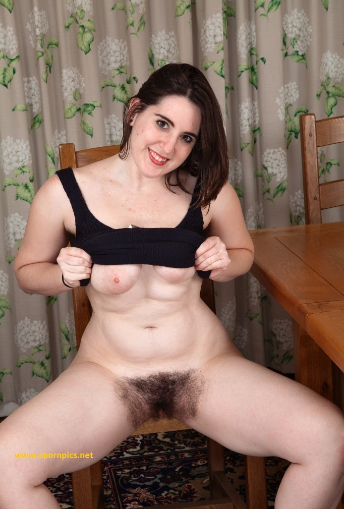 hairy naked chick Hot