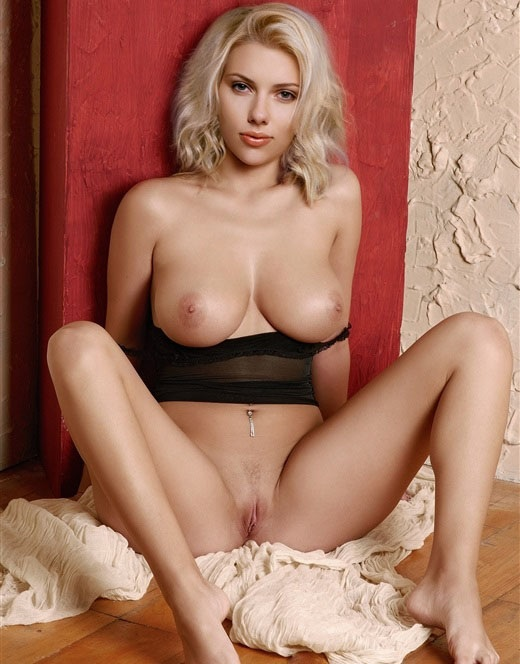 image Tera knightly blonde upskirt panties and sweaty armpits