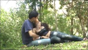 hot romance in jungle
