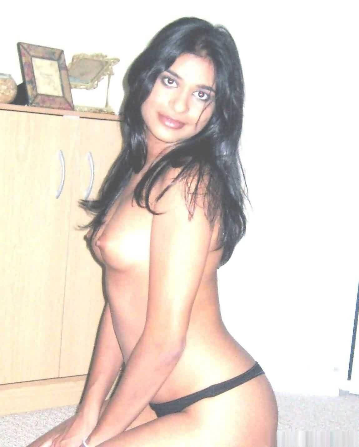 Indian nude woman in knicker