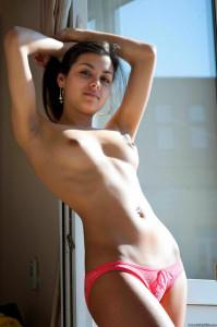 Indian Young School Girl nude posing