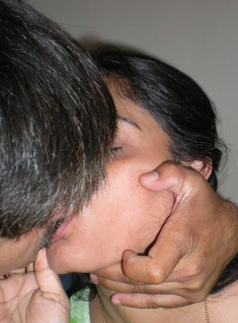 Congratulate, this indian nude wife kissing that