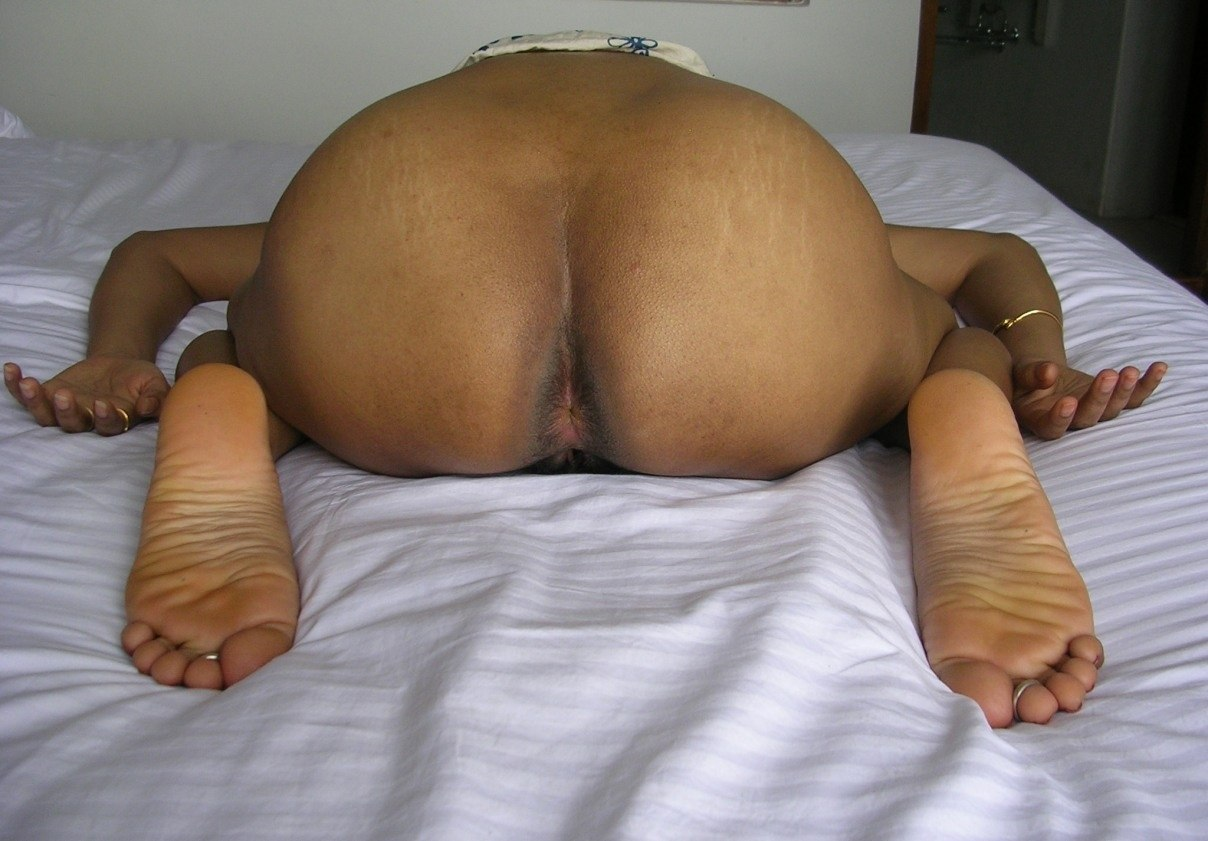 Ass aunty pic Indian big