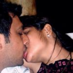 Indian Couple Hot Kissing Photos