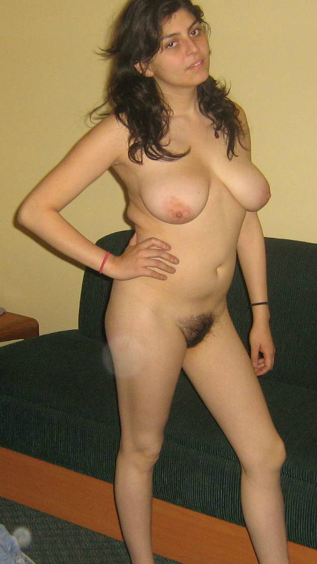 nude hairy Indian
