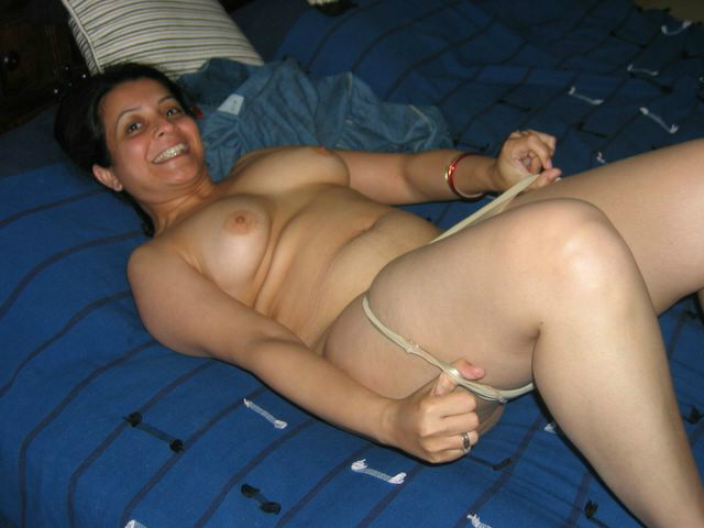 woman Desi nude