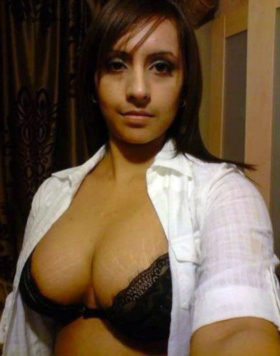 Boobs Indian mom