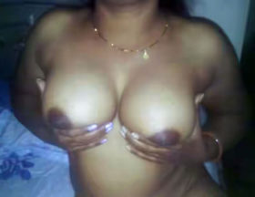 big tits nude indian babe