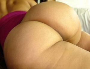 curvy hottie nude ass