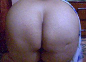 curvy nude ass babe