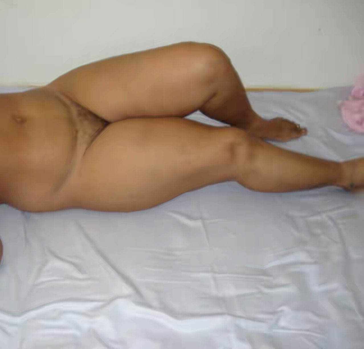 Naked big titty skinny woman