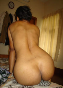 young babe naked