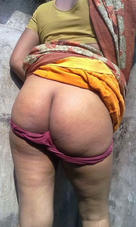 Desi ass aunty
