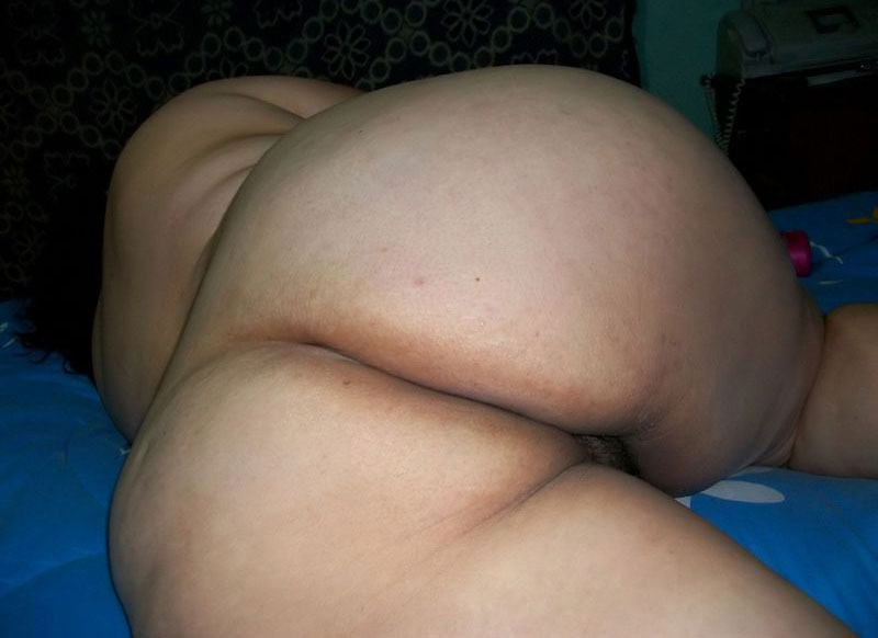 Nude butt Mature round