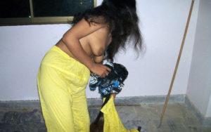 desi xxx aunty nude breast