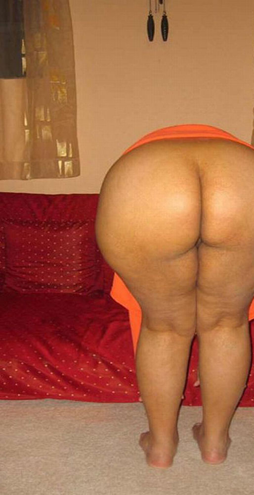 Bent over ass indian women