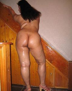 full naked indian aunty