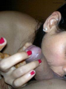 indian babe sucking balls
