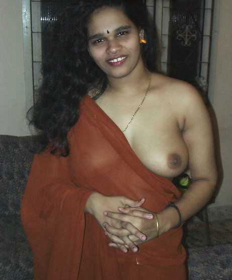 aunty breast desi