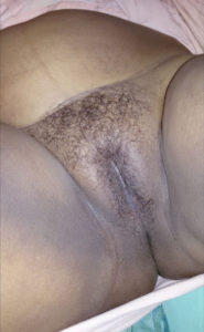 wet pussy nude photo
