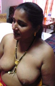 aunty naked nipples hot xx