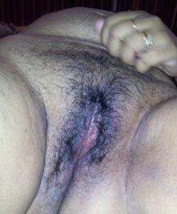 aunty pussy hairy hot