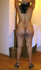 desi aunty ass show hot