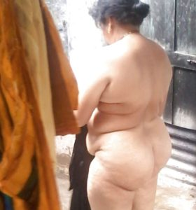 desi aunty naked ass pic