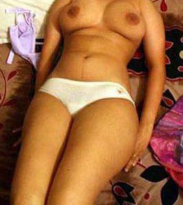 desi white panty girl boobs