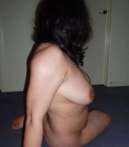 full naked aunty tits