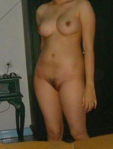 hot babe hairy pussy naked boobs