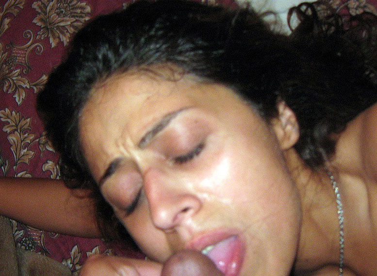 Desi wife blowjob