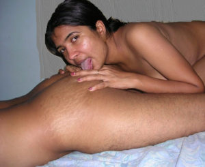 indian girl lick anal