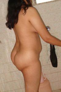 indian hot naked booty babe