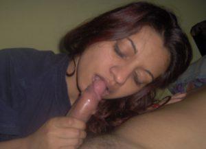 nasty babe suck big cock