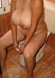 nude aunty indian nipple