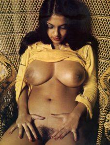 Desi Babe big boobs hairy pussy full nude