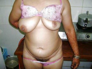 Desi Bhabhi big boobs hairy pussy nude