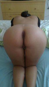 Desi Amateur Babe hot round ass nude