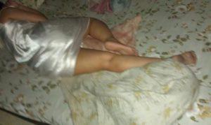 bhabhi sleeping nude pic