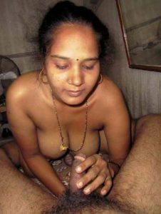 desi bhabhi stroking and licking desi dick