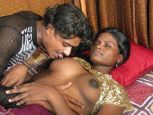 desi couple licking big breasts