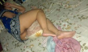 desi milf naked ass pic