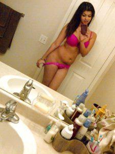 mast tits amateur desi girl naked leaked selfie