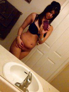 shaved pussy amateur desi girl naked leaked selfie