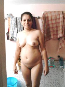 village indian housewife naked image