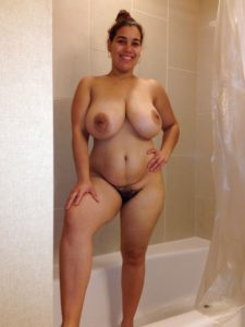 big tits indian chubby gf