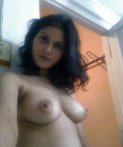 hot indian ex gf nude selfie